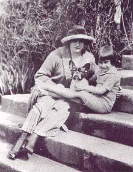 Colette et Bel Gazou